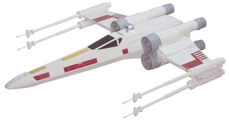 Купить Звездолет Mattel Hot Wheels Star Wars X-Wing Fighter CGW52, Hot Wheels (Mattel), Игрушки
