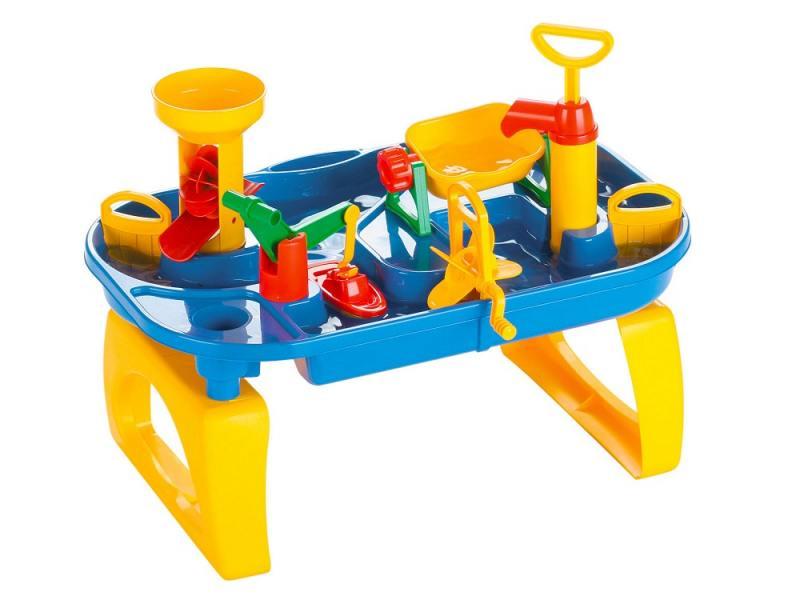 Интерактивная игрушка Полесье Водный мир №4 от 3 лет разноцветный 40909 полесье игрушка лейка малая 3