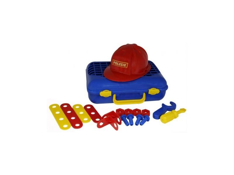 Игровой набор Полесье Механик в чемодане 43177 полесье игровой набор baby glo 2
