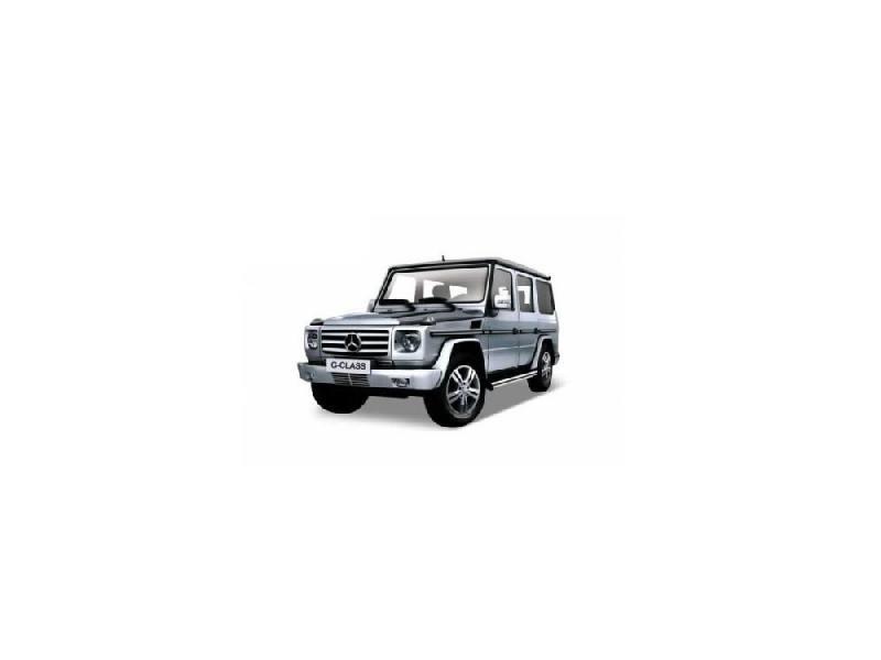 Автомобиль Welly Mercedes-Benz G-Class 1:24 24012W игрушка welly mercedes benz glk 43684