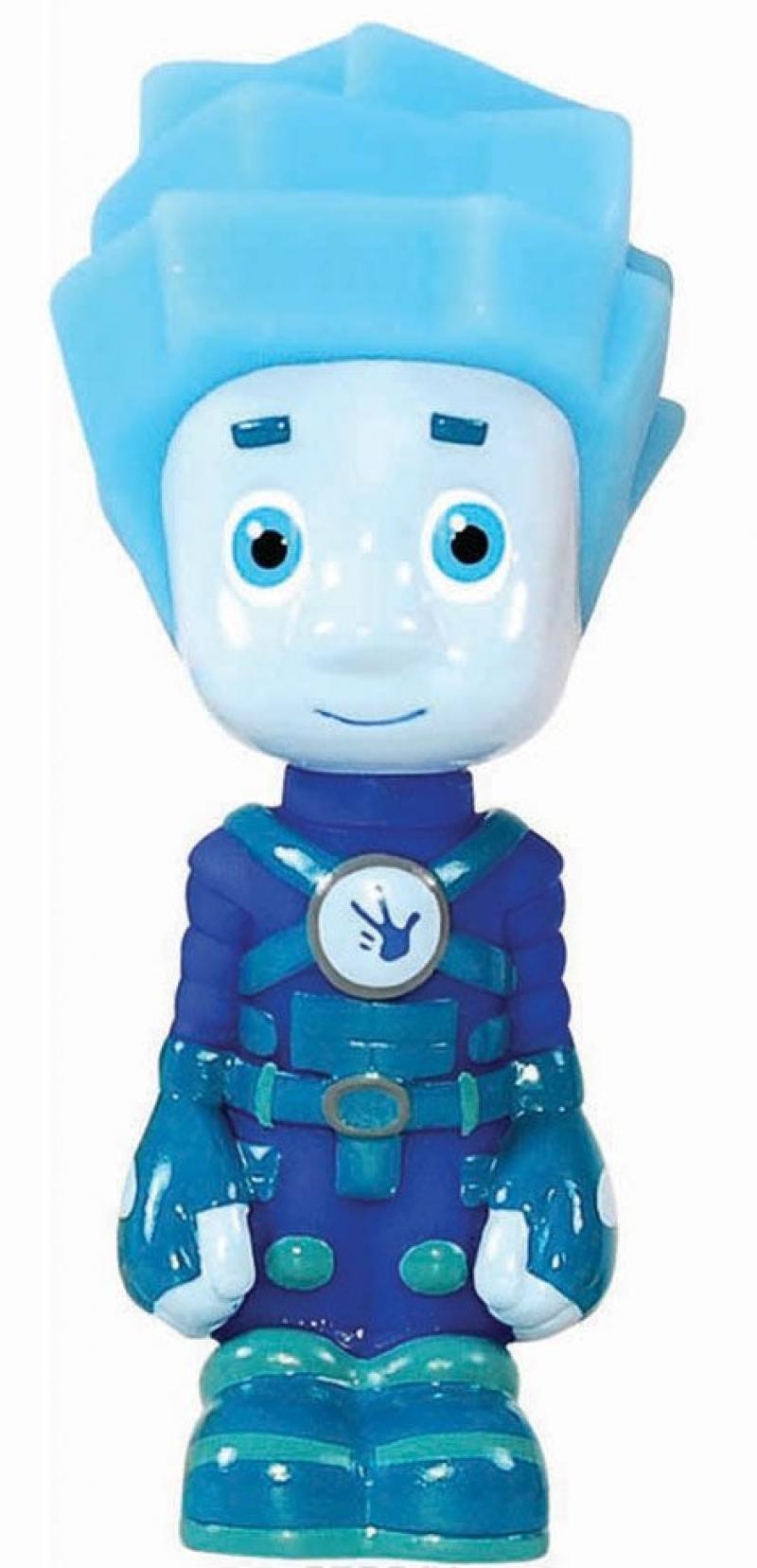 Пластизоль Фиксики Нолик (синий) GT5579