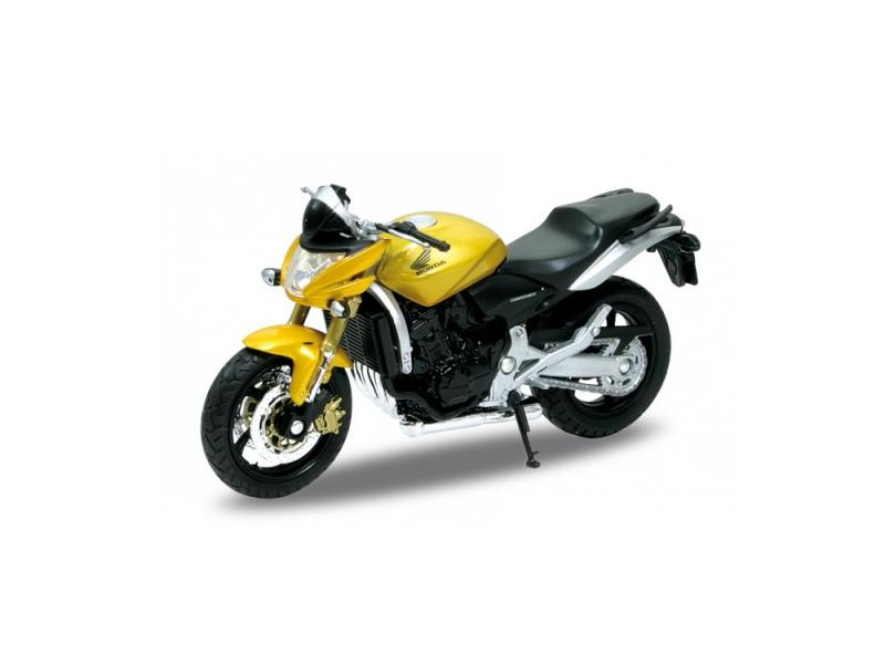 Мотоцикл Welly Honda Hornet 1:18 12830 welly мотоцикл honda hornet