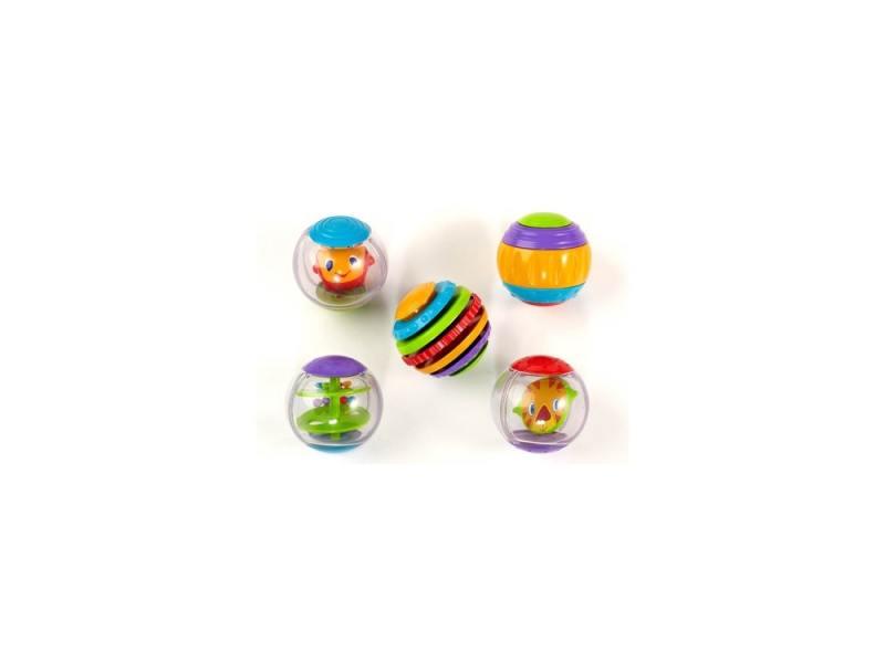 Развивающая игрушка Bright Starts Забавные шарики игрушка подвеска bright starts развивающая игрушка щенок