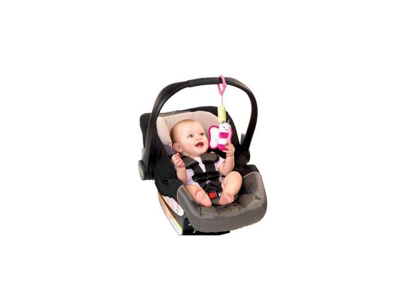 Интерактивная игрушка Bright Starts Звонкий дружок - Бабочка от 3 месяцев звук, 8674-1/8674 игрушка подвеска bright starts развивающая игрушка щенок