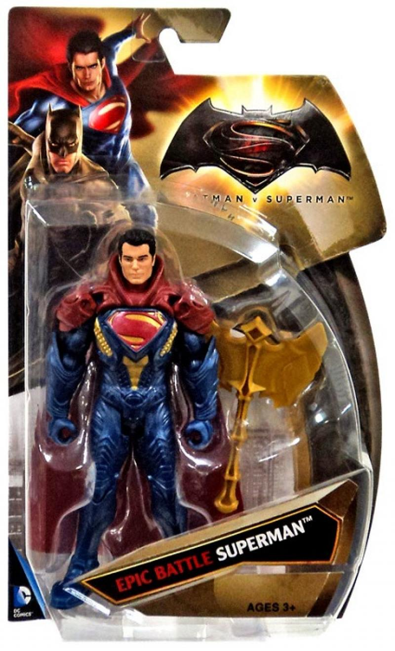 Фигурки персонажей фильма Бэтмен против Супермена DJG35