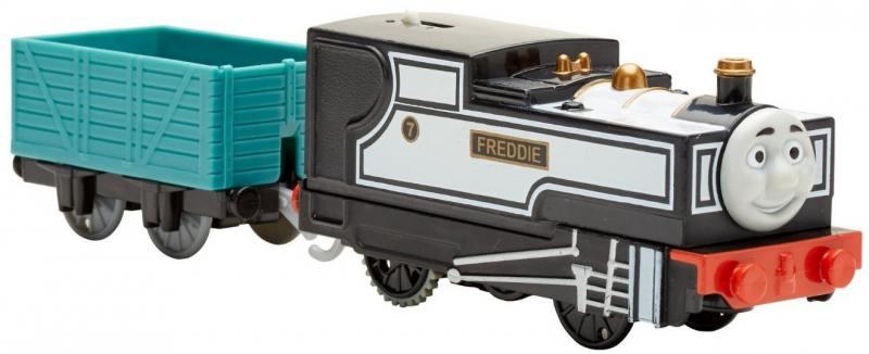 Игровой набор Fisher Price Томас и друзья Дополнительные паровозики Fearless Freddie BMK88/CDB73 игрушка fisher price томас и его друзья салти и крэнки bhr95