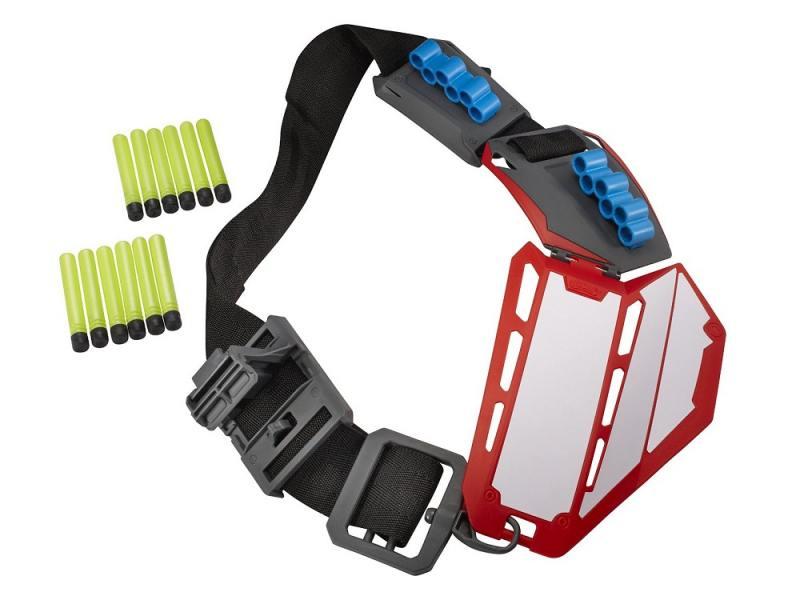 Патронташ Mattel BOOMco с 12 стрелами для мальчика зеленый BBR-55 bbr топ bbr 110 44 желтый