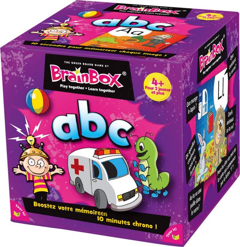 Сундучок знаний BRAINBOX 90020 АВС