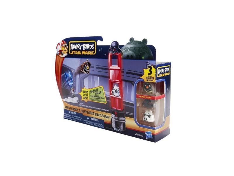 Игровой набор Hasbro Angry Birds Star Wars. Ответный Удар A2381 в ассортименте