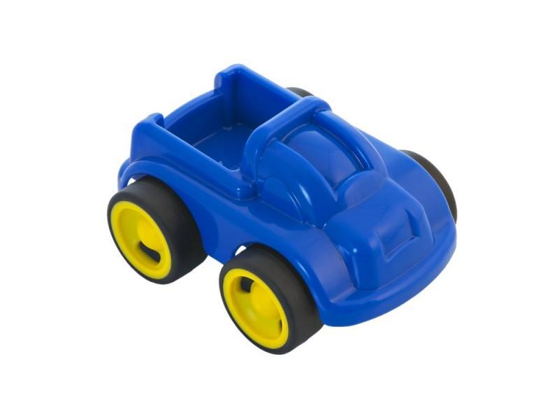 Мини-машина Miniland Пикап, 12 см. синий 27483 мини машинка miniland такси 9 см синий 27507