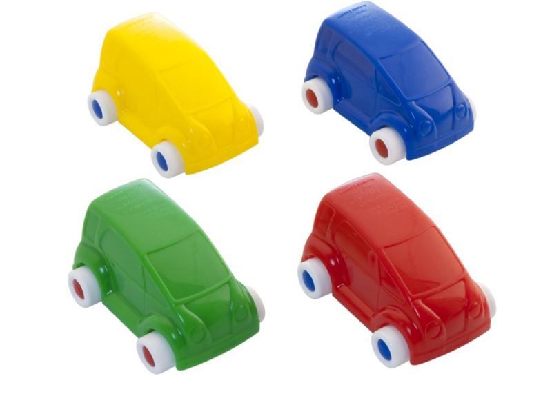 Мини-машинка Miniland Такси, 9 см. зеленый 27507