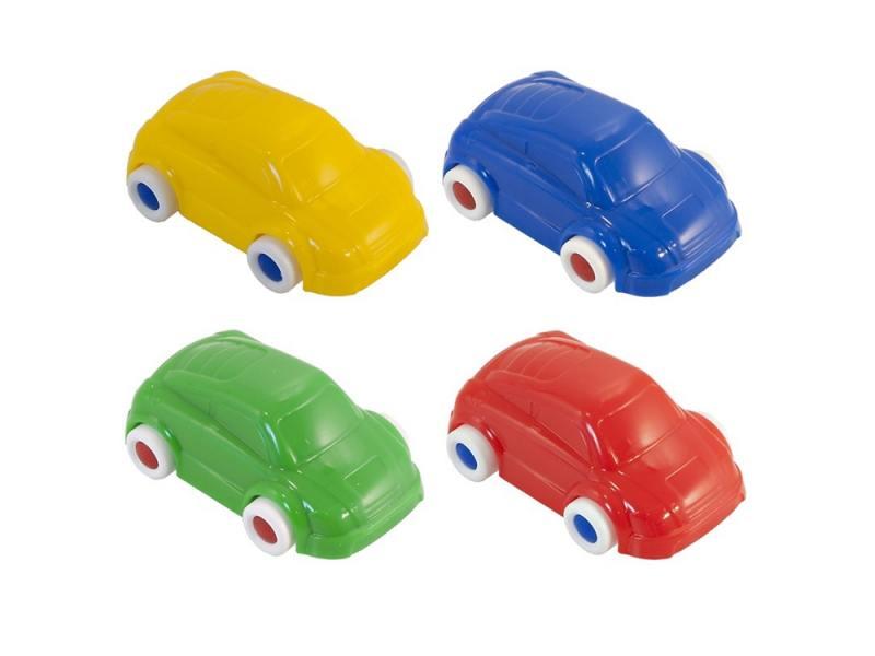 Мини-машинка Miniland 9 см. зеленый 27508