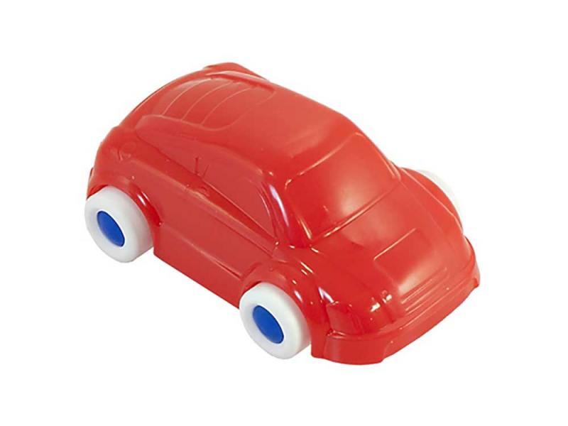 Мини-машинка Miniland 9 см. красный 27508