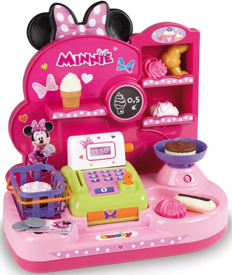 Мини-магазин Minnie 24067 столик smoby для пикника minnie