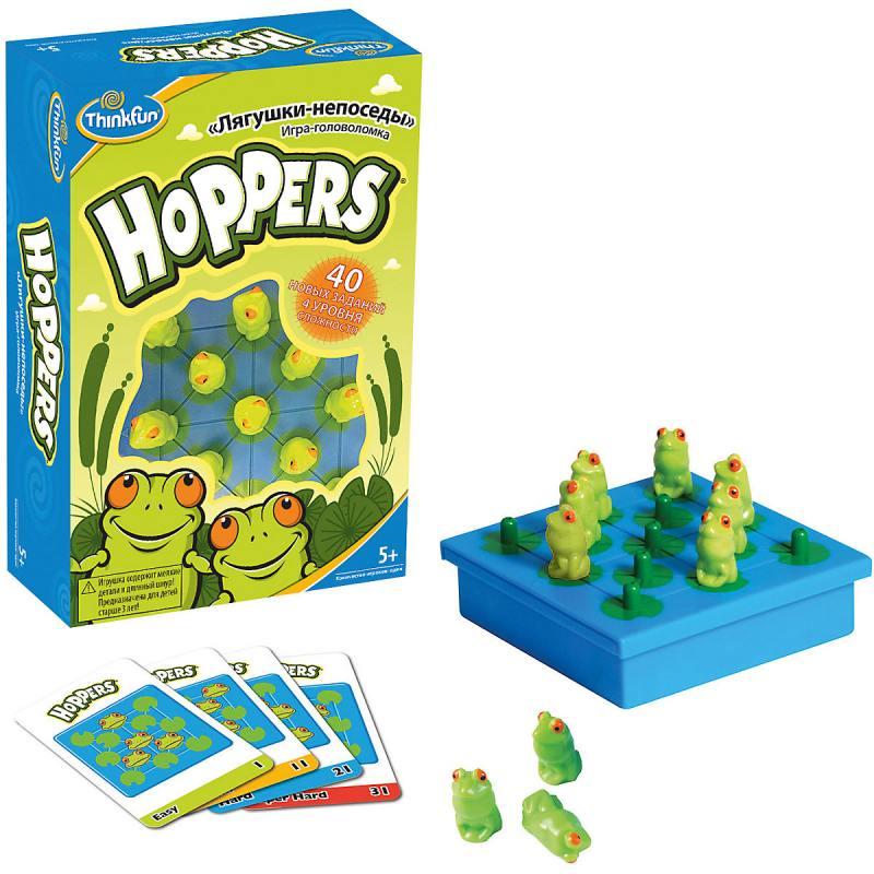Лягушки-непоседы Hoppers 6703-RU
