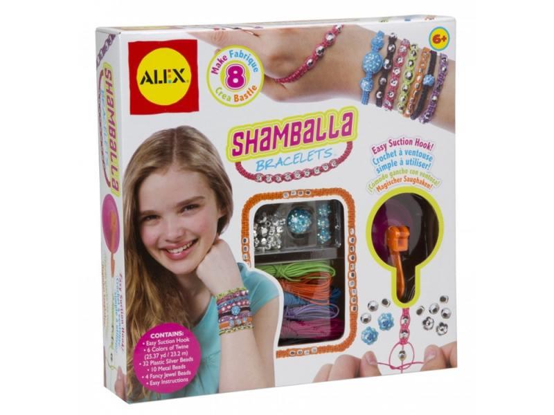 Alex 734S Набор для создания браслетов Шамбала alex набор для создания браслетов бэнг бэнг
