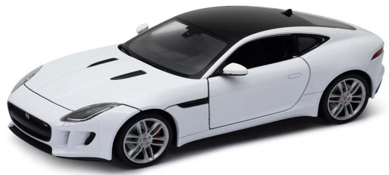 Автомобиль Welly модель машины 1:24 Jaguar F-Type welly модель квадроцикла 1 19 kawasaki welly