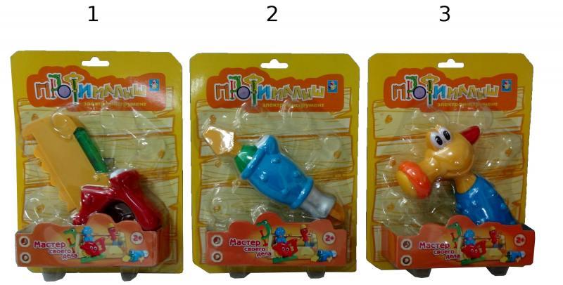 Игровой набор 1 Toy Малыш-профи Электроинструмент
