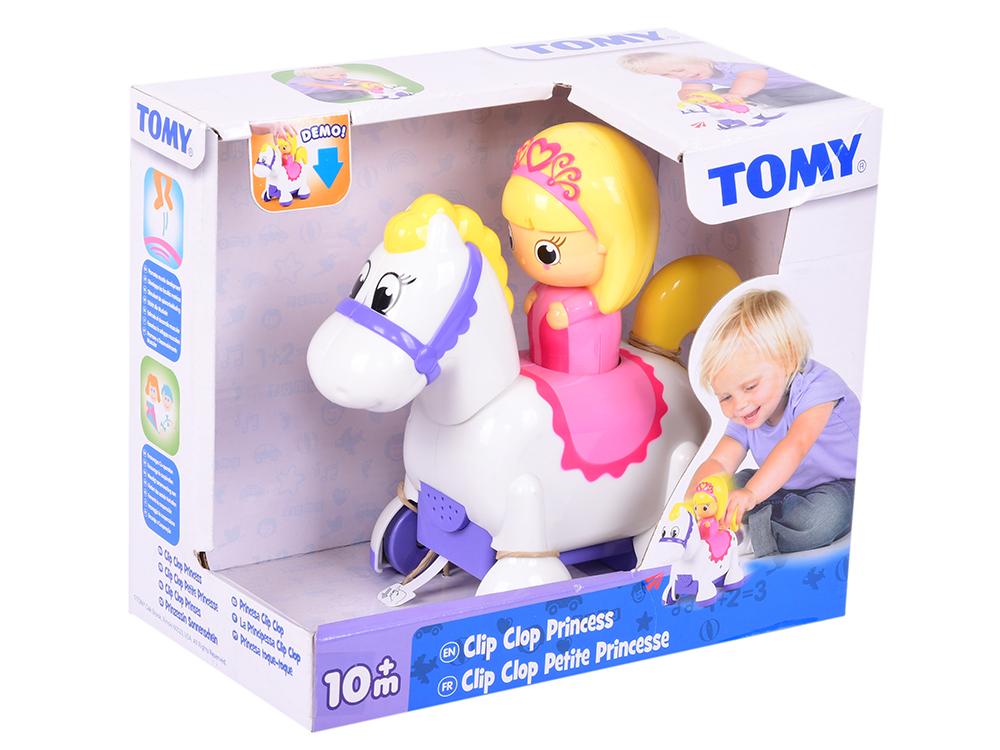 Интерактивная игрушка Tomy Принцесса-всадница Рыцарь-всадник tomy игрушка для ванной веселая медуза