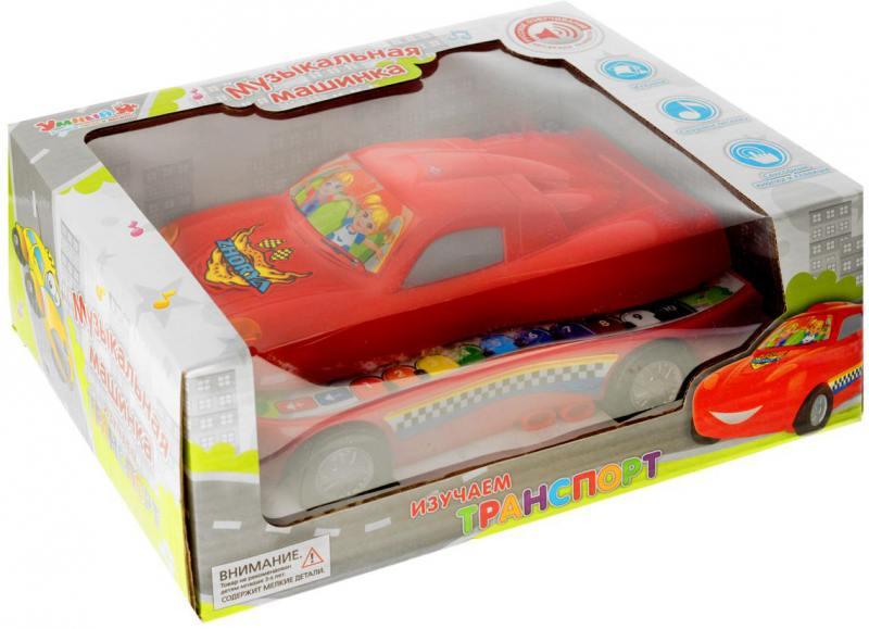 Интерактивная игрушка Zhorya машинка Изучаем транспорт zhorya обучающая игрушка веселый телефончик цвет салатовый