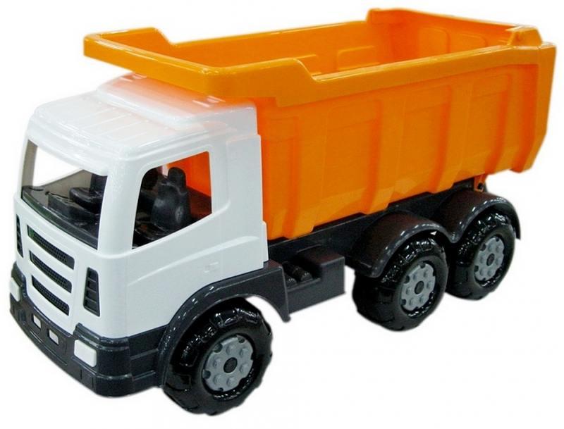 Автомобиль-самосвал Премиум дорожный Wader 37244 игрушка полесье констрак автомобиль самосвал 9654