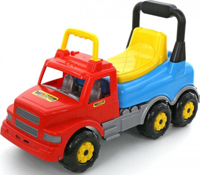 Каталка-автомобиль Буран-2 Wade 43801 wader каталка буран 2