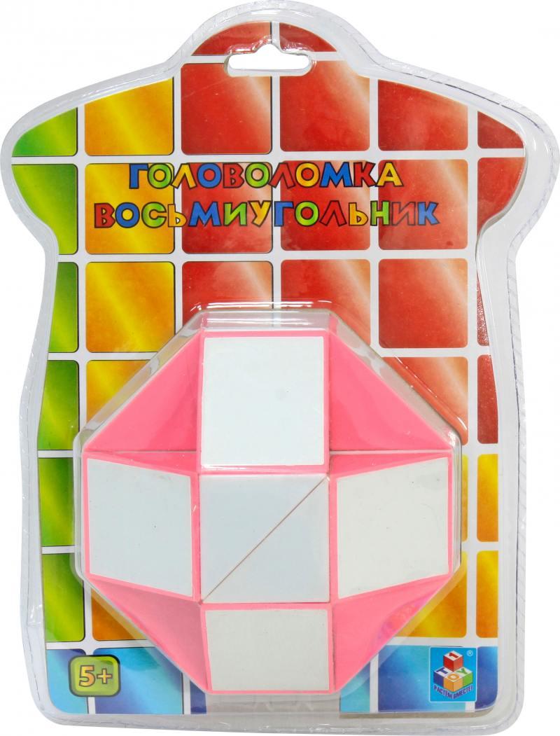 Головоломка 1 Toy Восьмиугольник 3D 1 toy т53140