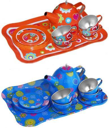 Чайный сервиз Я Сама (2 вида) Т57244 игрушечная посуда 1toy игровой чайный сервиз я сама 1toy