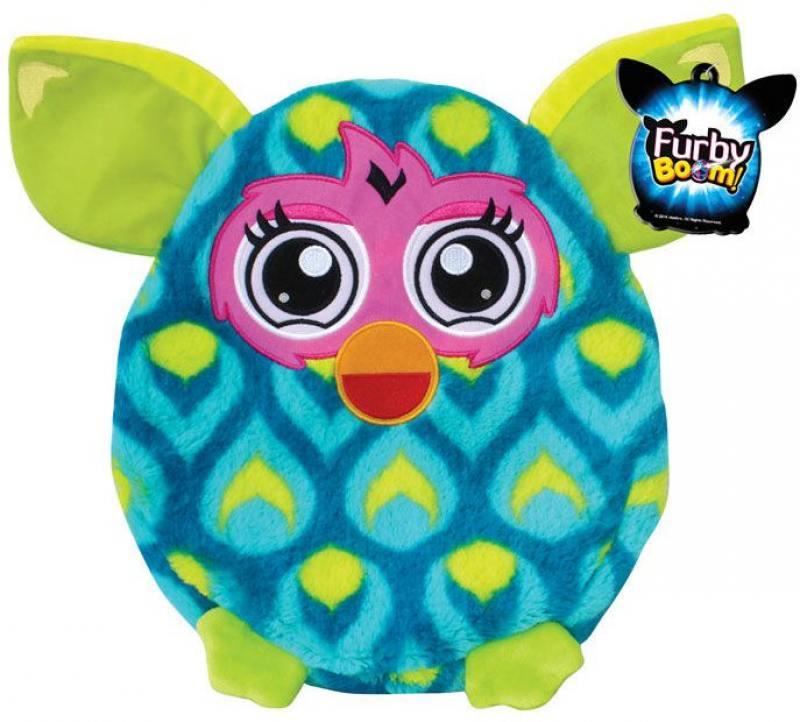 Плюшевая подушка Furby, 30 смТ57471 furby