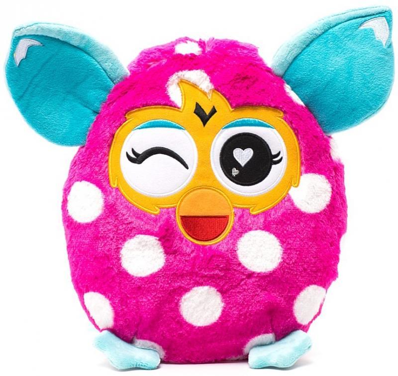 Плюшевая подушка Furby, 30 смТ57470