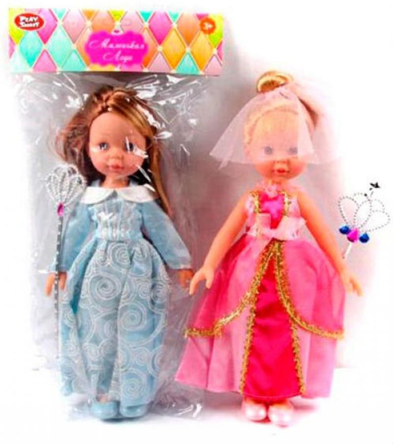 Play Smart Кукла Маленькая леди 30см Р41092-1 кукла маленькая леди даша в платье 1979746