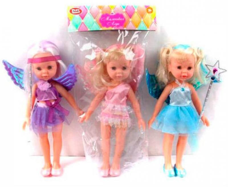 Play Smart Кукла Маленькая леди 30см Р41099 кукла маленькая леди даша в платье 1979746