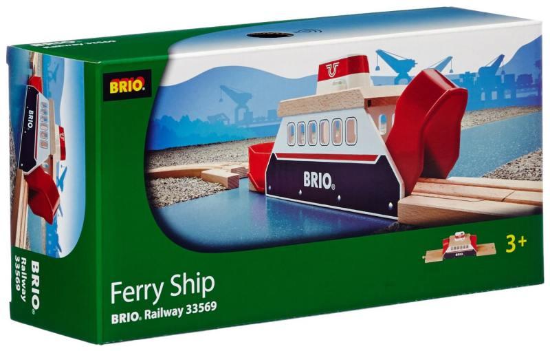 Паром для ж/д Brio механический перкресток brio