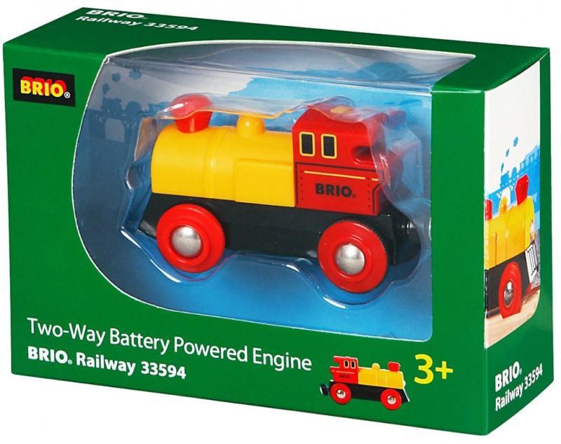 Поезд Brio 33594 игрушка brio 33306