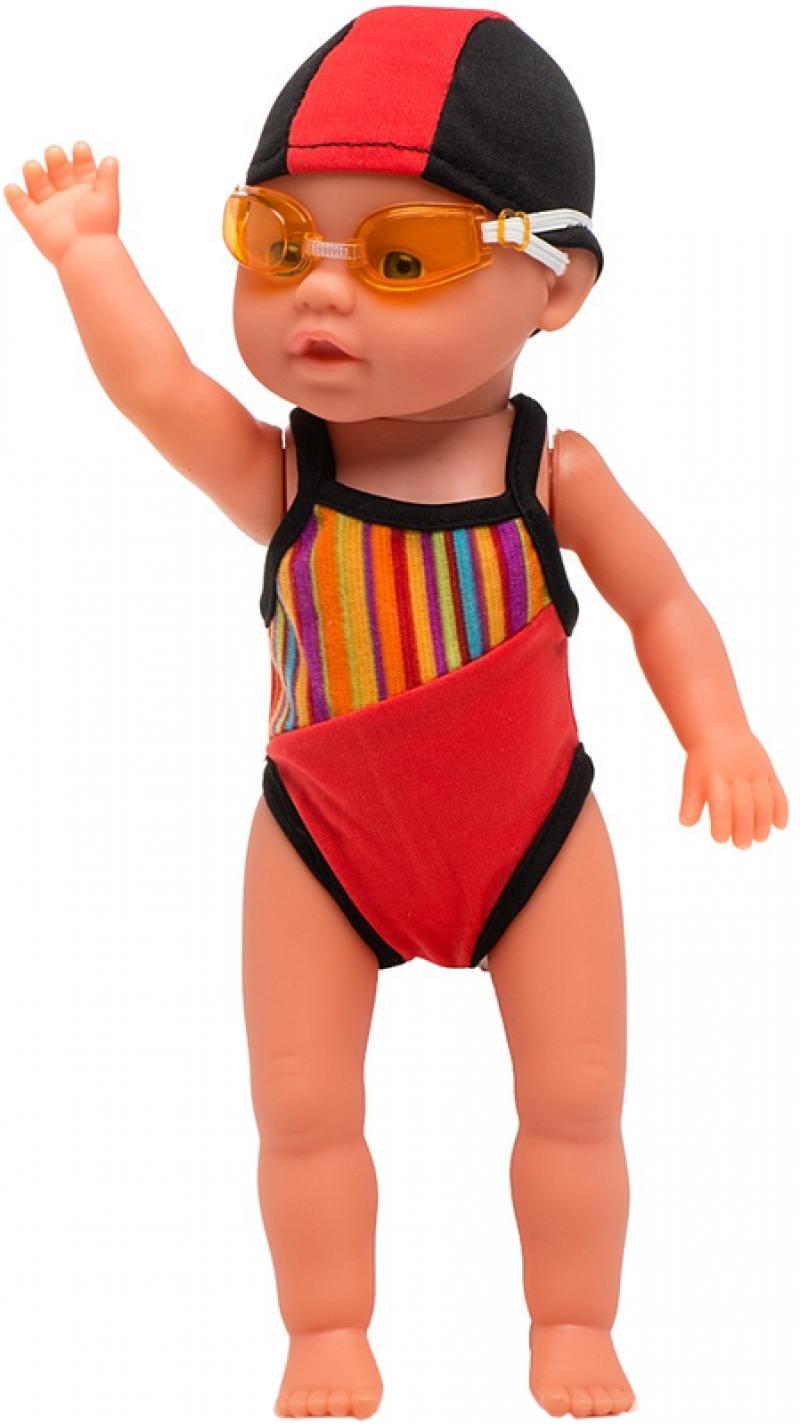 S+S кукла пловец 13,5*9*33смСС75463S+S Toys carstech s 322000p