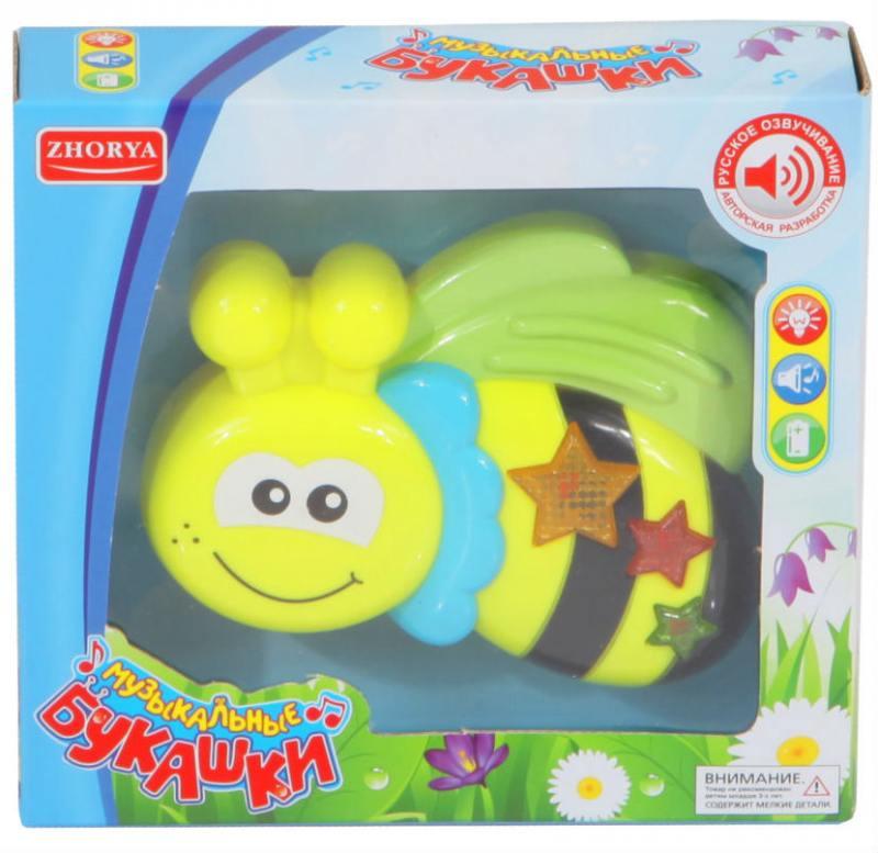 Музыкальная игрушка Zhorya Пчелка