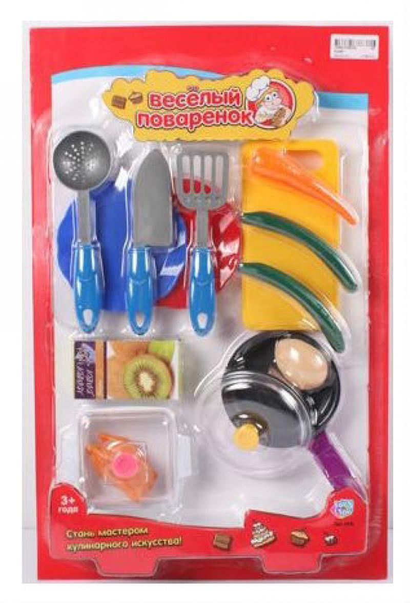Play Smart кухонные принадлежности и муляжи ;Веселый поваренок, 47х30см Р41346 кухонные принадлежности мелиса белый р 120х150