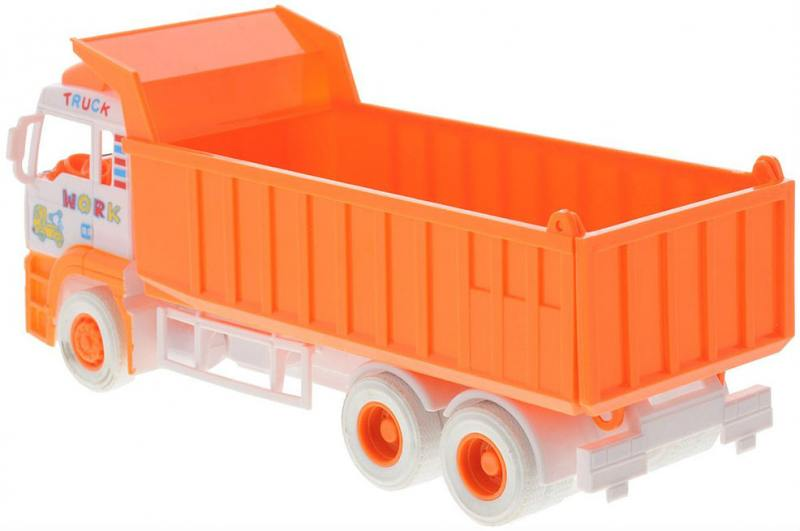 Zhorya инерционная машина - грузовик 37х27х9см Х75168