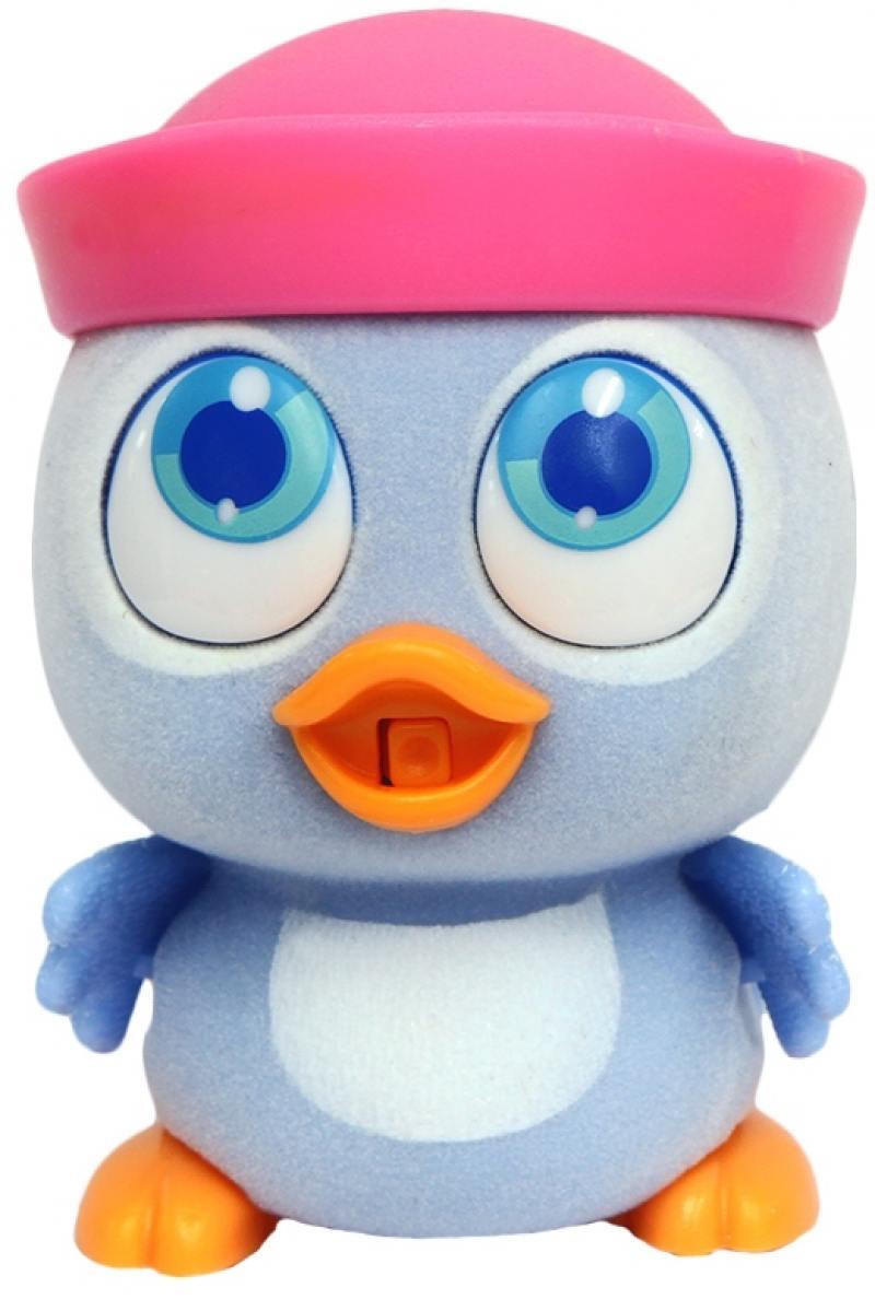 Интерактивная игрушка BRIX`N CLIX, Пи-ко-ко Пингвиненок в шляпе 22080
