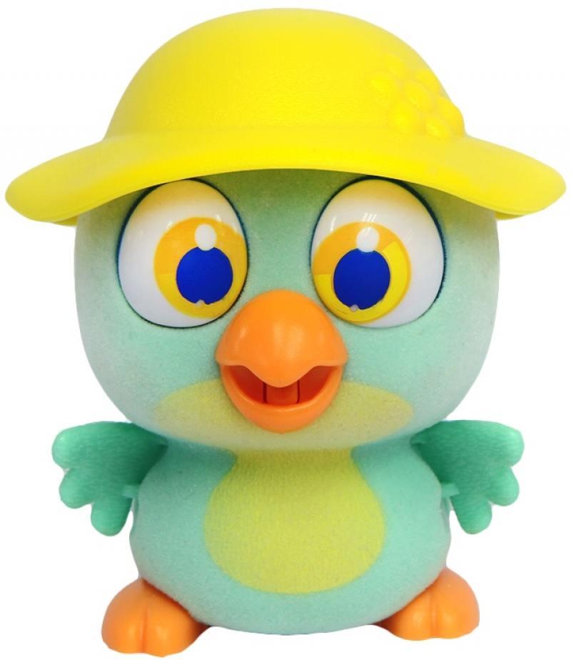 Интерактивная игрушка BRIX`N CLIX, Пи-ко-ко Попугай в шляпе 22010