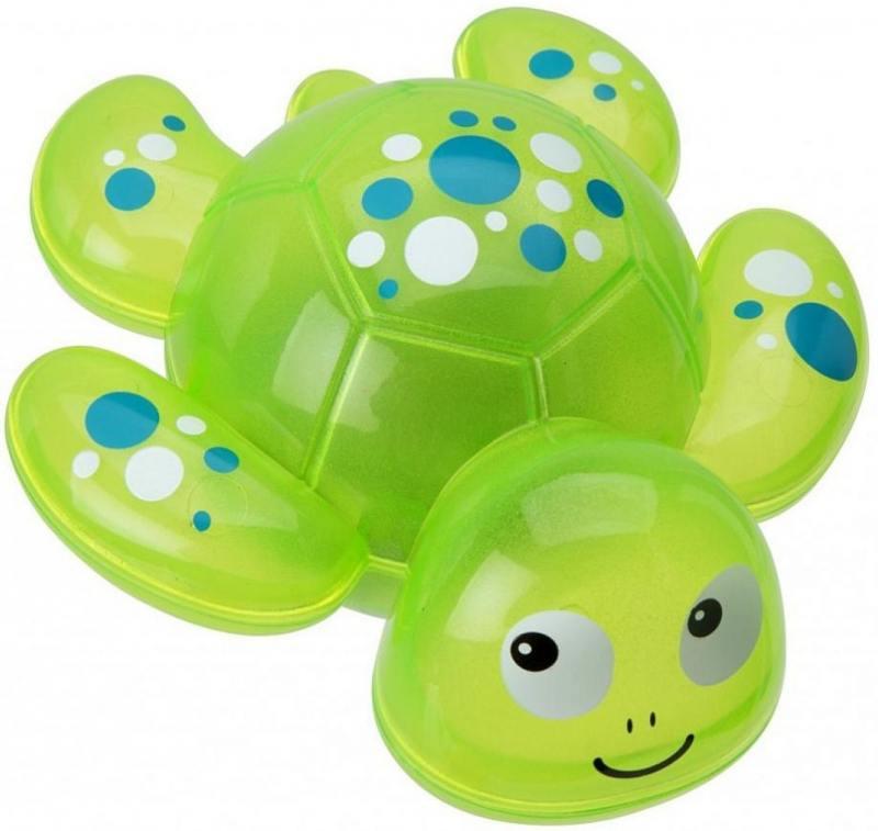 Игрушка для ванны Alex Черепашка, от 3 лет 842T игрушка для ванной alex alex игрушка для ванной черепашка