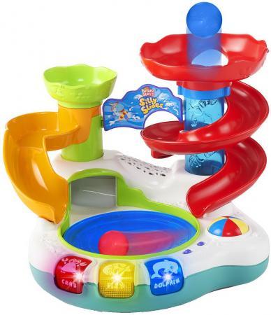 Развивающая игрушка Bright Starts «Аквапарк» развивающая игрушка bright starts обезьянка на кольцах 52181
