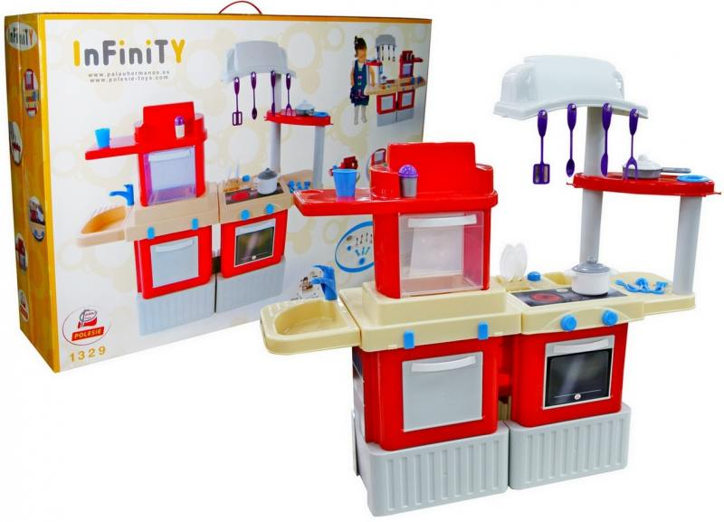 Игровой набор Palau Кухня Infinity 5 42316 цена