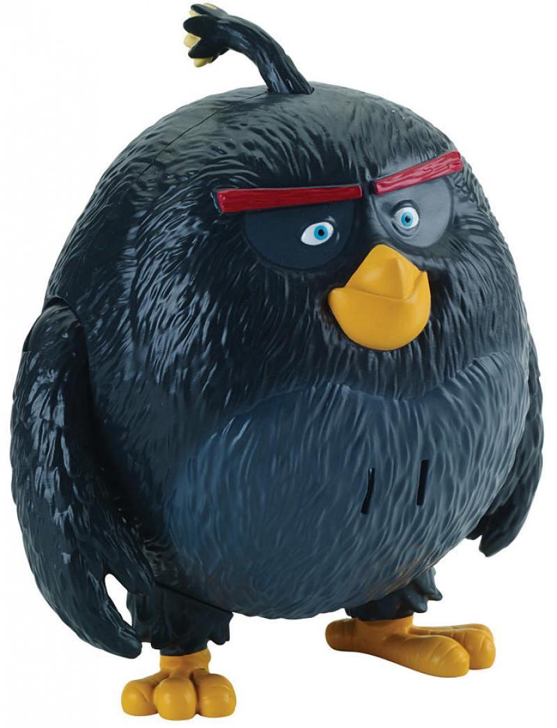 Интерактивная игрушка Angry Birds Говорящая птица Bomb 20073090