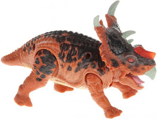 Интерактивная игрушка Chap Mei фигура Пахиринозавр (звук) 520008-3