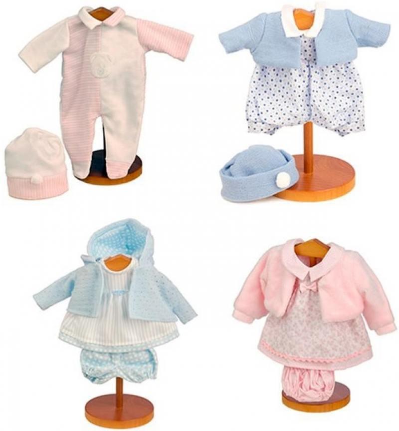 Комплект одежды для кукол Munecas Antonio Juan высотой 33 см, в ассортименте 0133