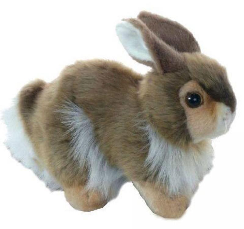 Мягкая игрушка Hansa Кролик, 23 см 2796 мягкие игрушки hansa кролик 23 см