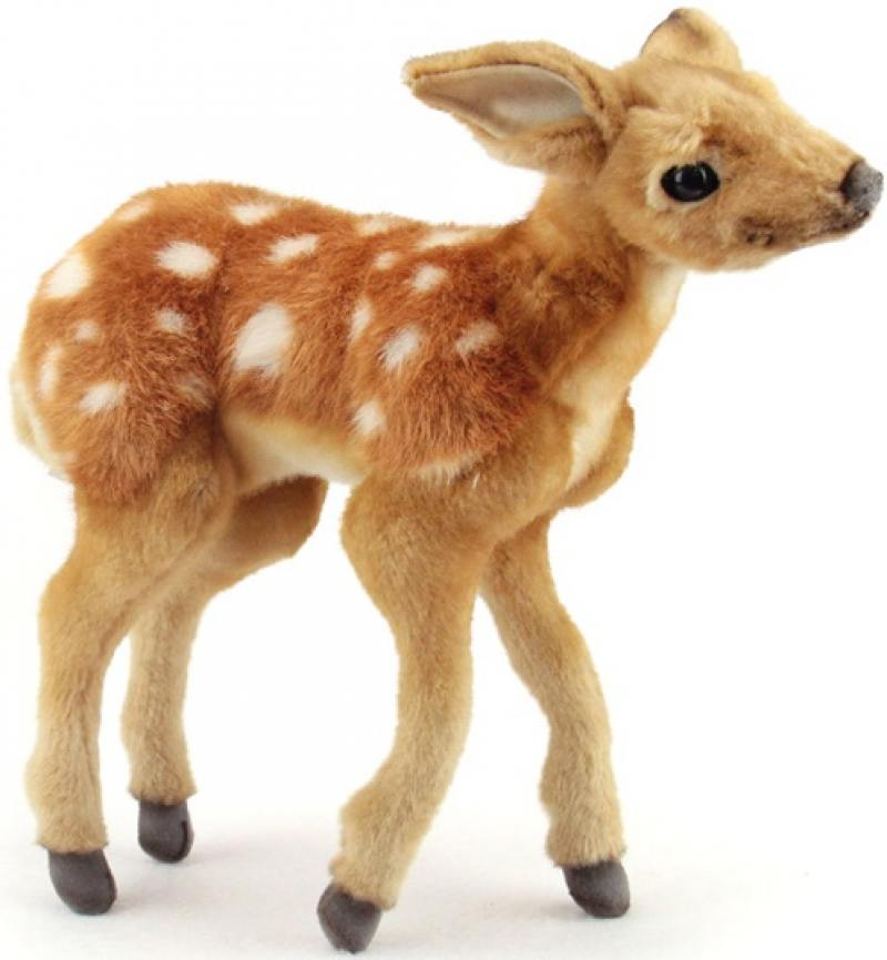 Мягкая игрушка Hansa Олененок Бэмби 30 см 4936