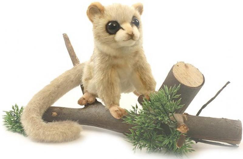 Мягкая игрушка Hansa Мышиный лемур, 14 см 5216 мягкие игрушки hansa мышиный лемур 14 см