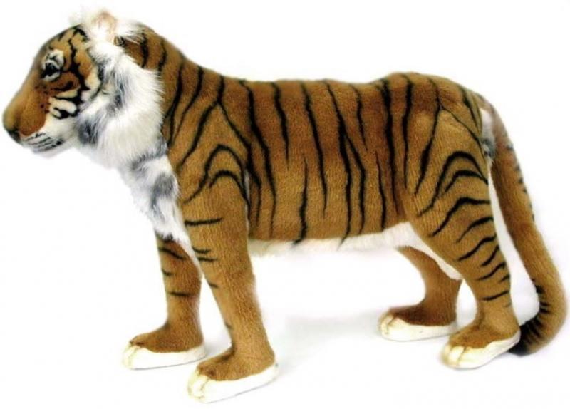 Мягкая игрушка Hansa Тигр, 60 см 3699 мягкие игрушки hansa тигр 60 см